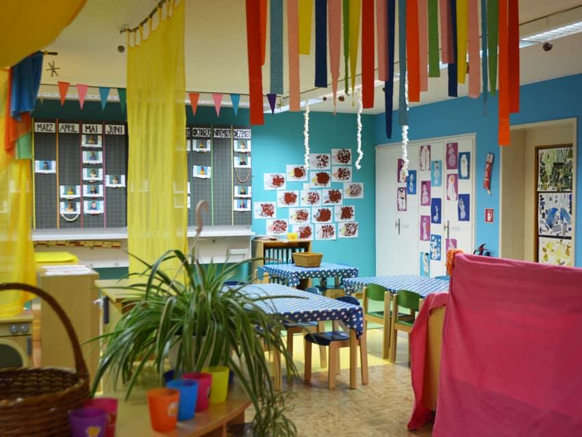 Kindergarten Dorf 1