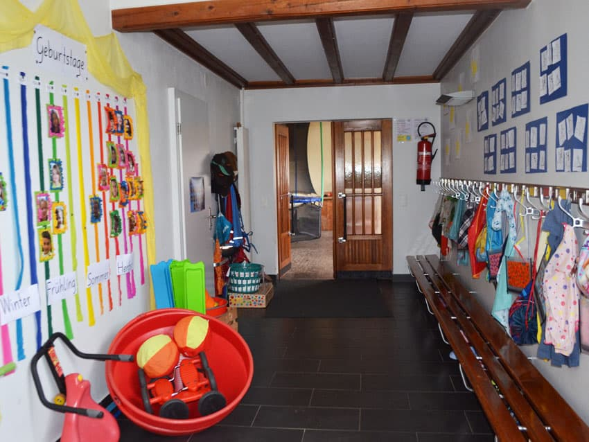 Kindergarten Fabrikstrasse