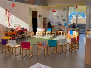 Kindergarten Rot